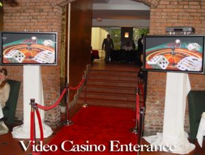 VIDEO CASINO ENTERANCE